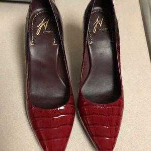 J Vincent heels